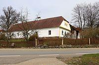 Chýnov, Záhostice , house No 12.jpg