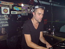 Chab At Continental Dj Club (Mexico City) 2007.JPG