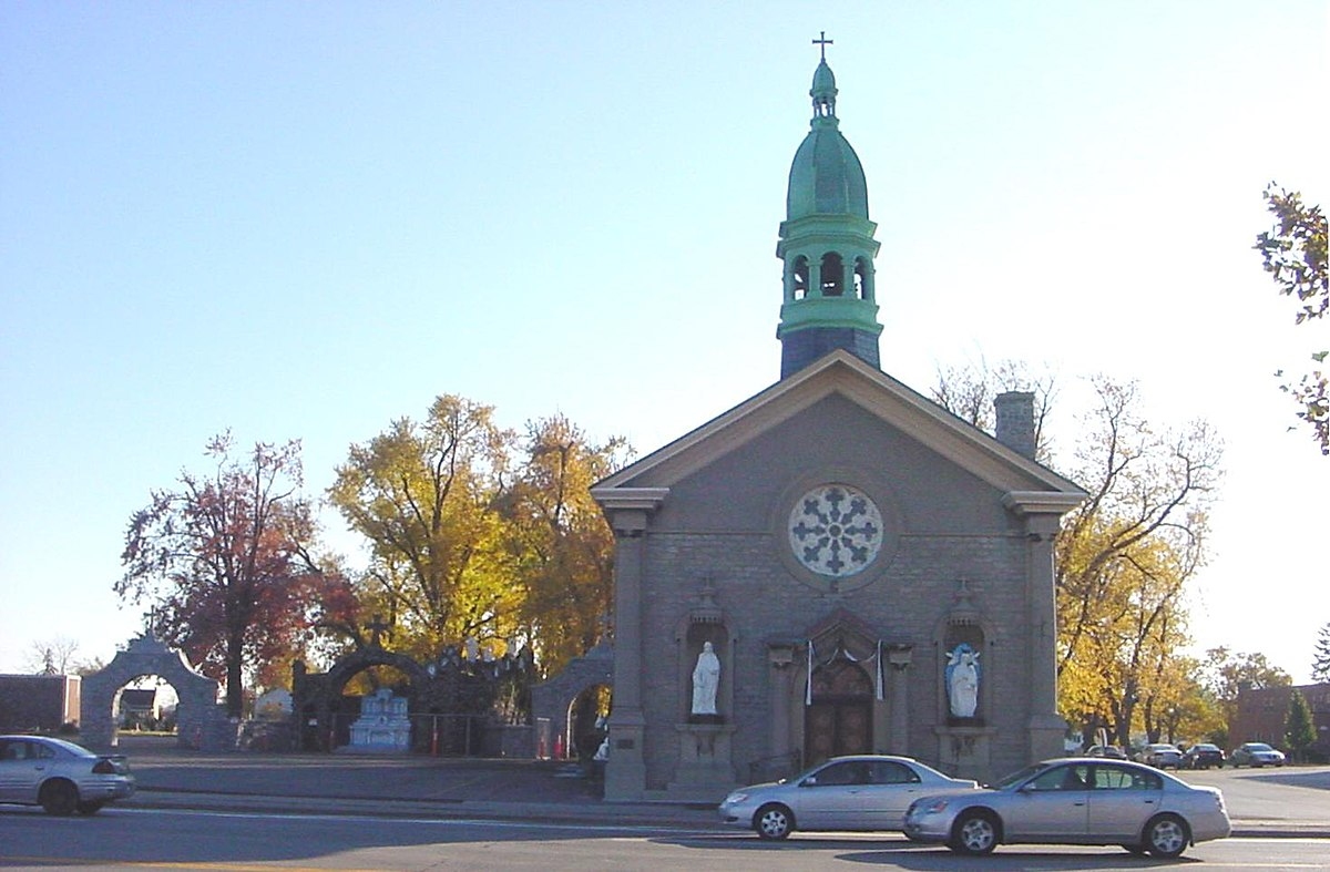 Our Lady Help of Christians Chapel (Cheektowaga, New York