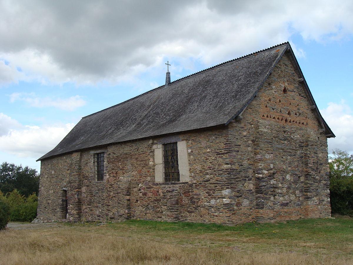 Chapelle saint tienne de guer wikip dia - Mobilier jardin d ulysse saint etienne ...