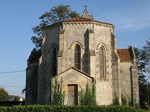 Ambarès-et-Lagrave - Image: Chapelle Saint Denis (Ambarès et Lagrave) (5)