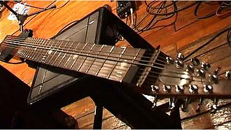 Chapman Stick - Ten-stringed Chapman Stick