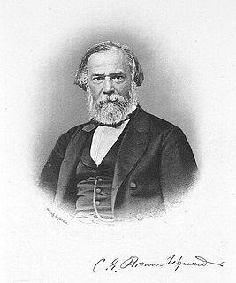 Charles-Édouard Brown-Séquard Mauritian physiologist and neurologist