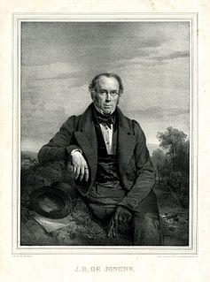 Jan Baptiste de Jonghe Flemish painter (1785-1844)