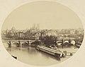Charles Soulier, Panorama de Paris, vue prise du Pont des Arts, 1862.jpg