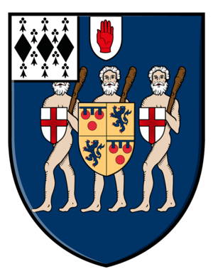Charles Wood, 2nd Viscount Halifax - Arms of The Rt Hon Charles Wood, 2nd Viscount Halifax, and his descendants.