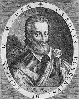 Charles, Count of Soissons - Image: Charlesde Bourbon Comtede Soisson Custos