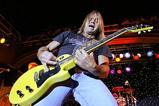 Charlie Huhn American rock singer and guitarist