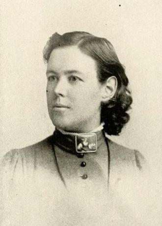 Women's Museum of California - Image: Charlotte Johnson Baker from American Women, 1897