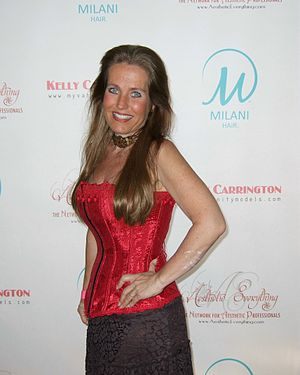 Charlotte Laws - On the Red Carpet at an MTV Awards party in Los Angeles in June 2010