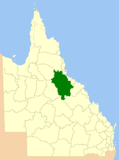 Charters Towers Region Local government area in Queensland, Australia