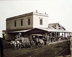 Ferrocarril Del Sud Wikipedia La Enciclopedia Libre