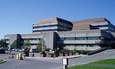 The Children's Hospital of Eastern Ontario (CHEO) is a major children's and teaching hospital. The health sector is another major employer in Ottawa. Cheo3.jpg