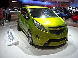 Chevy Beat Concept Car