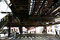 """Chicago (ILL) Downtown, S. Wabash Ave, """" under the loop """" (4824434998).jpg"""