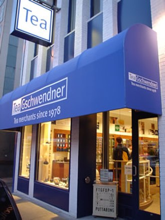TeaGschwendner - The State Street location in Chicago, Illinois, USA