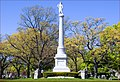 Chicago Volunteer Firefighters Memorial by Leonard Volk -- Rosehill Cemetery Chicago (IL) April 2012 (6943021748).jpg