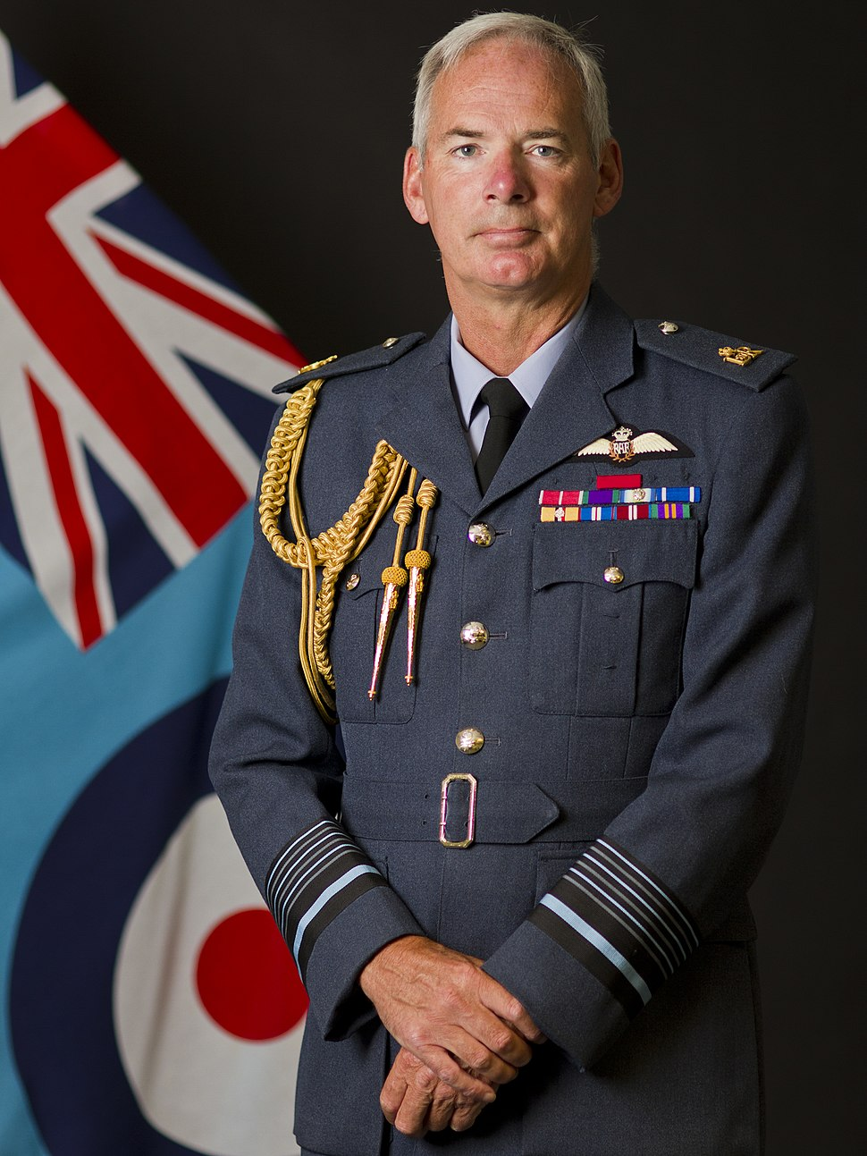 Chief of the Air Staff, Air Chief Marshal Sir Andrew Pulford MOD 45155744