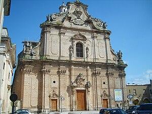 Francavilla Fontana - Francavilla Cathedral