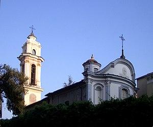 San Gaudenzio, Ivrea - Bell-tower