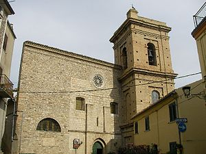 Atessa - Chiesa Santa Croce