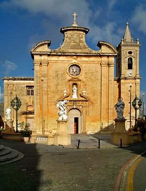 Balzan - Balzan Parish Church