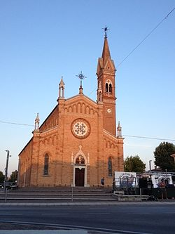 Parish church of San Donato.