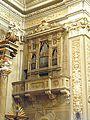 Chiesa di San Giovanni Battista, interno, organo (San Giovanni in Persiceto) 01.JPG
