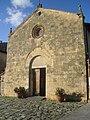 Chiesa di Santa Maria, Monteriggioni - facciata.jpg
