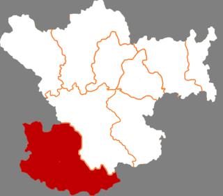 Wen County, Gansu County in Gansu, Peoples Republic of China