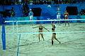 China & USA Beach Volleyball 2008 Olympic Games Quarterfinals (3).jpg