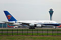 China Southern Airlines Airbus A380-841 B-6139 (8774618455).jpg
