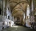 Choeur de l'église de l'ancienne abbaye Sainte-Marie de Longues-sur-Mer.jpg