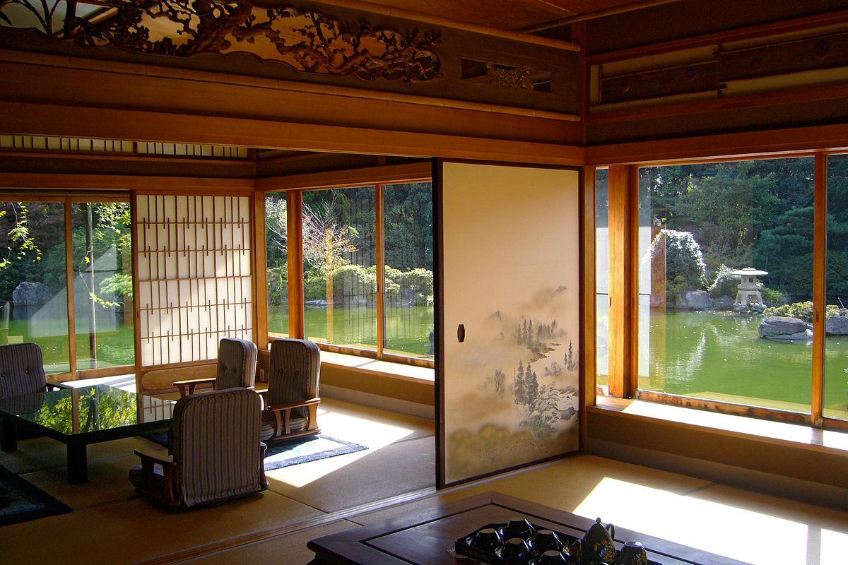 Japanilainen Talo