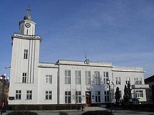 Chortkiv - Image: Chortkiv 03