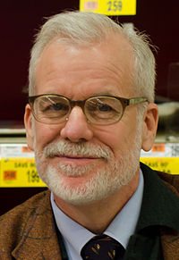 Chris Van Allsburg i december 2011