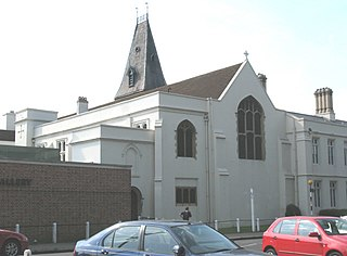 Christs Chapel of Gods Gift Church in England