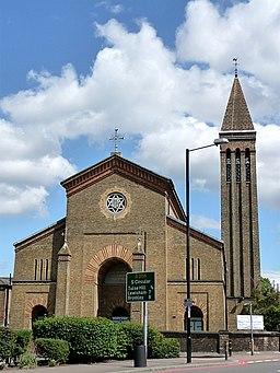 Christ Church, Christchurch Road - geograph.org.uk - 1412163