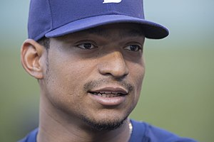 Christian Bethancourt - Bethancourt with the San Diego Padres