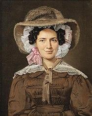 Portrait of Christine Stampe