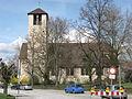 Christuskirche Reutlingen mit Naturdenkmal IMG 0532 by Vux.JPG