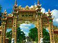 Chua Giac nguyen, Xa Tân Tập, Huyen Cần Giuộc, Long An, Việt Nam - panoramio.jpg