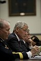 Chuck Hagel testifies before the House Armed Services Committee on the fiscal year 2014 National Defense Authorization Budget Request at the Rayburn House Office Building in Washington D.C. (Pic 3).jpg