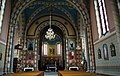 Church of the Sacred Heart of Jesus (inside), 8 Warszawska street, Krakow, Poland.jpg