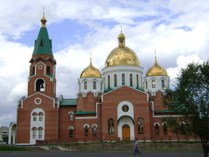 외스케멘: Church oskemen
