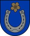 Coat of arms of Cibla Municipality