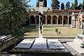 Cimitero di soffiano, tomba romano e raffaello romanelli 01.JPG