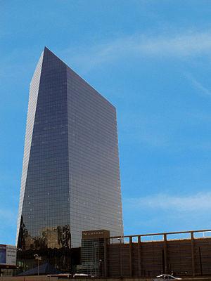 Cira Centre - Image: Cira Centre, Philadelphia east 2
