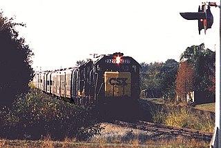 Tampa and Gulf Coast Railroad