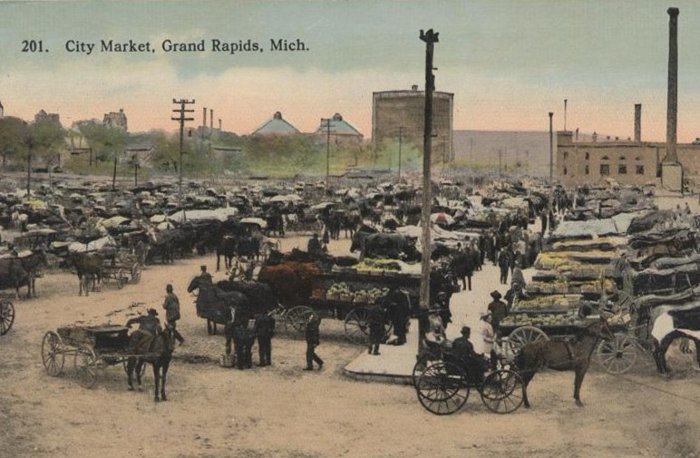 City Market, Grand Rapids